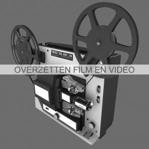 video en film overzetten Fred de Krom Fotografie en Beeldbewerking