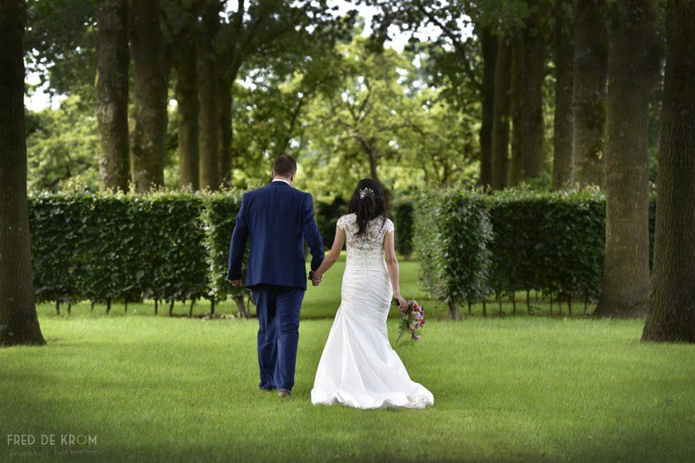 Bruidsboeket met ringen_fotoreportage bruidsreportage bruidsfotografie trouwreportage bruidspaar_Tina en Jaap Theo Eindhoven Valkenswaard Waalre Veldhoven Geldrop Fred de Krom Fotografie en beeldbewerking fotograaf
