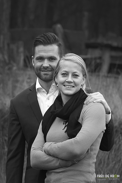 zwart-wit fotoreportage in bos_Weert_Valkenswaard_Dommelen