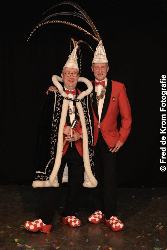 Twee neven regeren in Mulkgat (Borkel en Schaft) met carnaval 2019