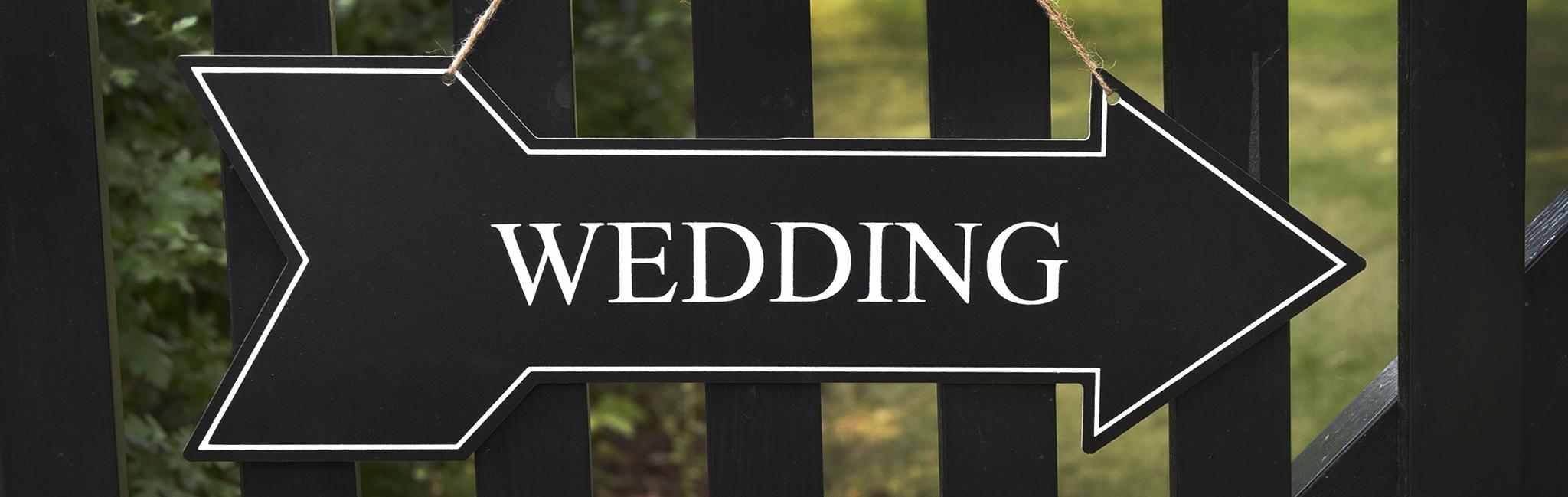 Etiquette en gebruiken bij bruiloft en trouwfeest