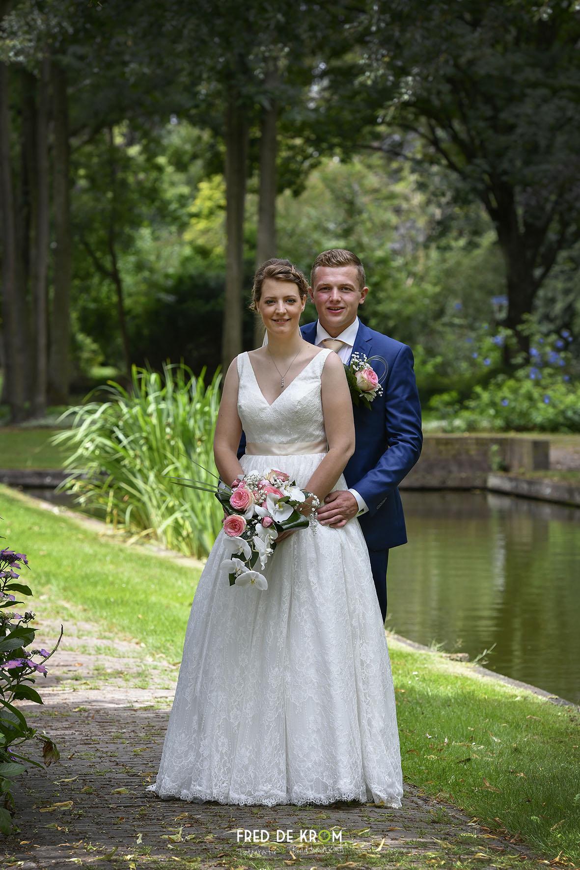 Bruiloft, trouwfotograaf, bruidsfotografie in Zeelst, Veldhoven