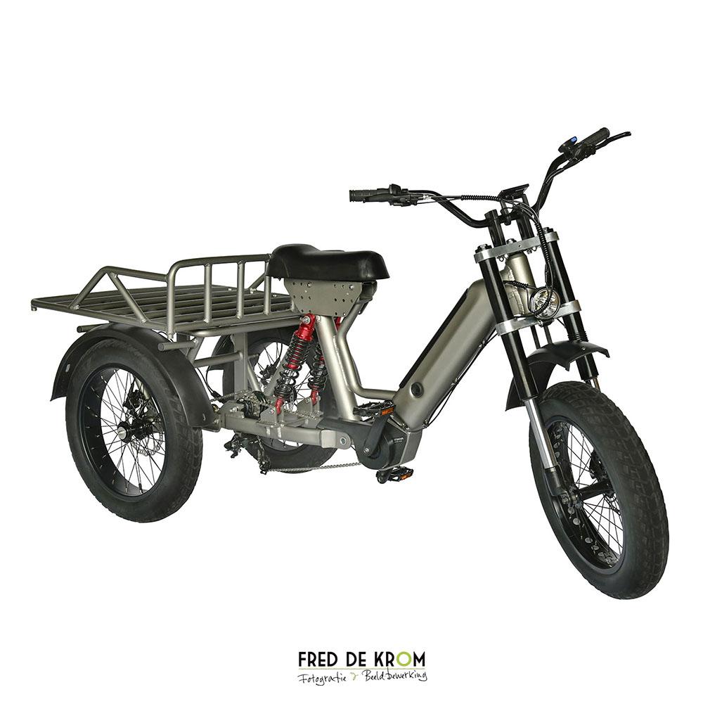 Elektrische driewieler fotografie_mobiliteit_productfotograaf Eindhoven